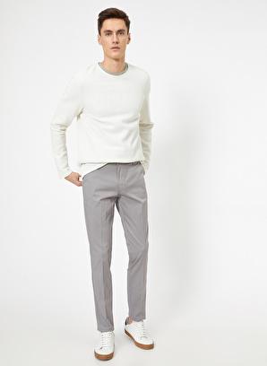 Koton Cep Detaylı Slim Fit Pantolon